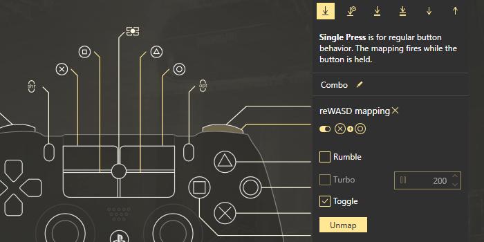 ReWASD Serial Key